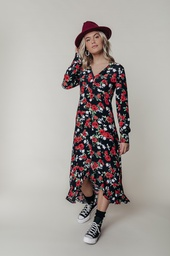 Colourful Rebel Dress Megan Roses